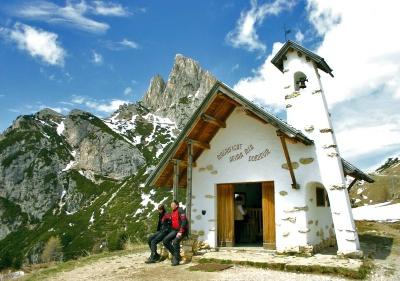 Alpenpass Falzarego, Passo di