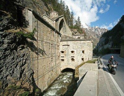 Alpenpass Reschenpass