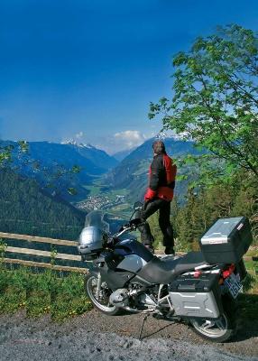 Alpenpass Pillerhöhe