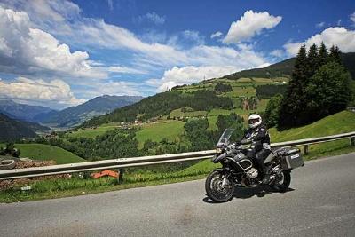 Alpenpass Gerlospass (neu)