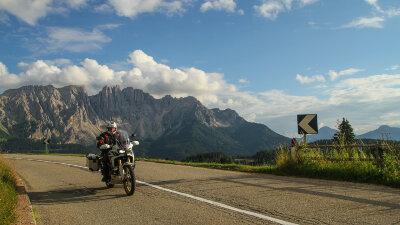 Alpenpass Nigerpass