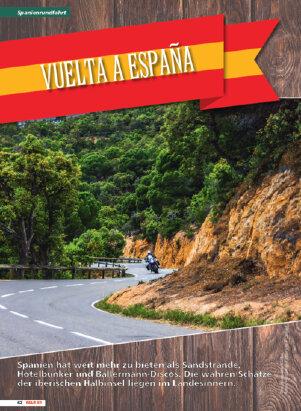 Vuelta A España - Spanienrundfahrt