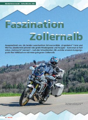 Faszination Zollernalb - Nordschwarzwald - Schwaebische Alb