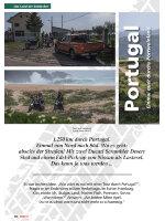 Portugal - einmal quer durchs Portweinland e-Paper zum Download