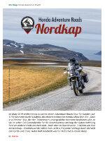 Honda Adventure Roads: Nordkap e-Paper zum Download