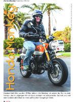Honda Monkey e-Paper zum Download