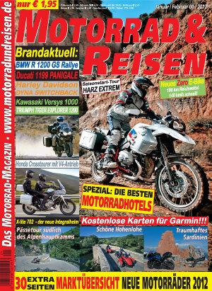 2012/01 Ausgabe M&R