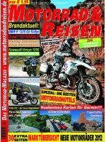 2012/01 Ausgabe M&R inkl. Tourdaten e-Paper zum Download
