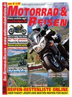 2011/06 Ausgabe M&R inkl. Tourdaten e-Paper zum Download