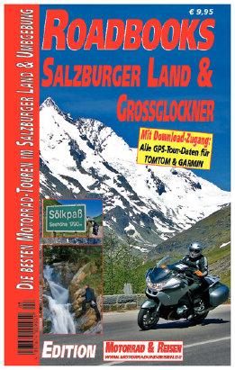 Sonderausgabe Roadbooks Salzburger Land
