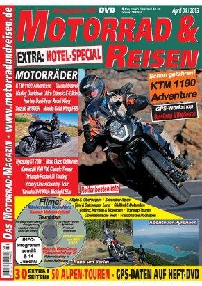 2013/04 Ausgabe M&R