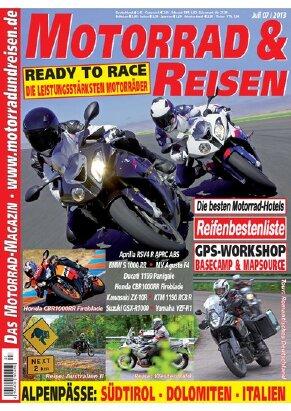 2013/07 Ausgabe M&R