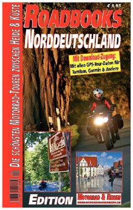 Sonderausgabe Roadbooks Norddeutschland