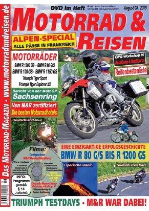 2013/08 Ausgabe M&R