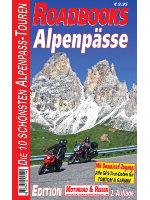 Sonderausgabe Roadbooks Alpenpässe - 2. Auflage e-Paper zum Download