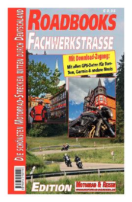 Roadbooks Fachwerkstraße eBook & Tourdaten