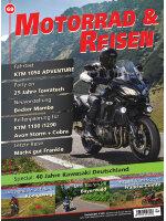 2015/69 (07/2015) Ausgabe M&R inkl. Tourdaten e-Paper zum Download