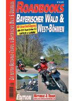 Sonderausgabe Roadbooks Bayerischer Wald & West-Böhmen e-Paper zum Download