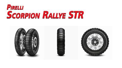 Pirelli Scorpion Rallye STR
