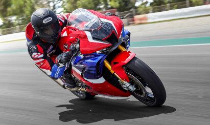 2020er Honda CBR1000RR-R Fireblade & Honda CBR1000RR-R Fireblade SP