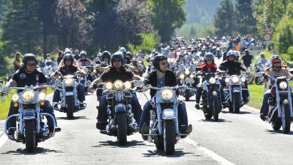 Friday on my mind - Die Harley-Davidson-Events 2020