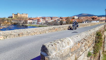Spanien & Portugal - Andalusien, Alentejo, Extremadura