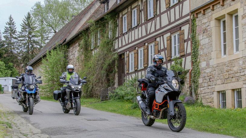 Motorradtour Schwarzwald