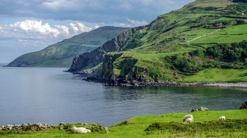Motorradreise Irland