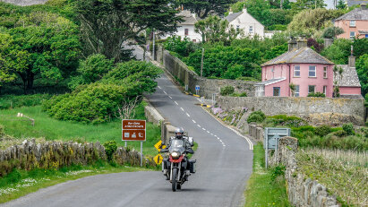 Die grüne Insel: Irland