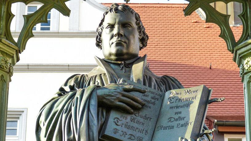 Lutherstadt Wittenberg, Martin Luther
