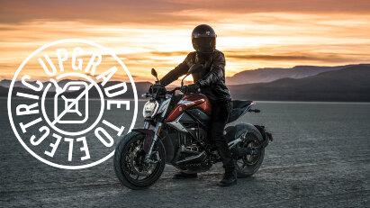 Zero Motorcycles legt Upgrade to Electric Programm auf