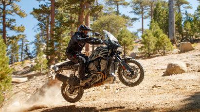 Harley-Davidson Pan America 1250 - wie viel Abenteuer darf es sein?