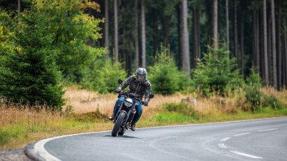 Kurvenspaß - Harztour