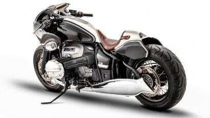 Custom-Bike Blechmann R 18: Neuer Look für den Boxer-Cruiser von BMW