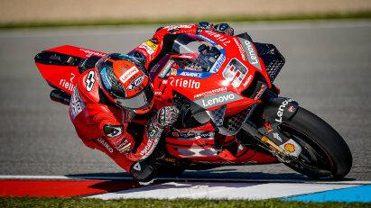 Die MotoGP startet am 11.-13.9.2020 in San Marino