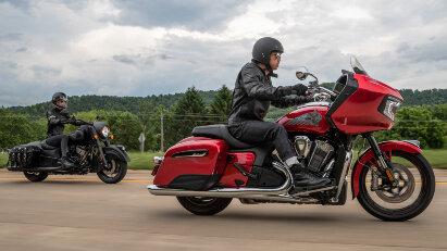Indian Motorcycle Modellneuheiten 2021: Vintage Dark Horse & Roadmaster Limited