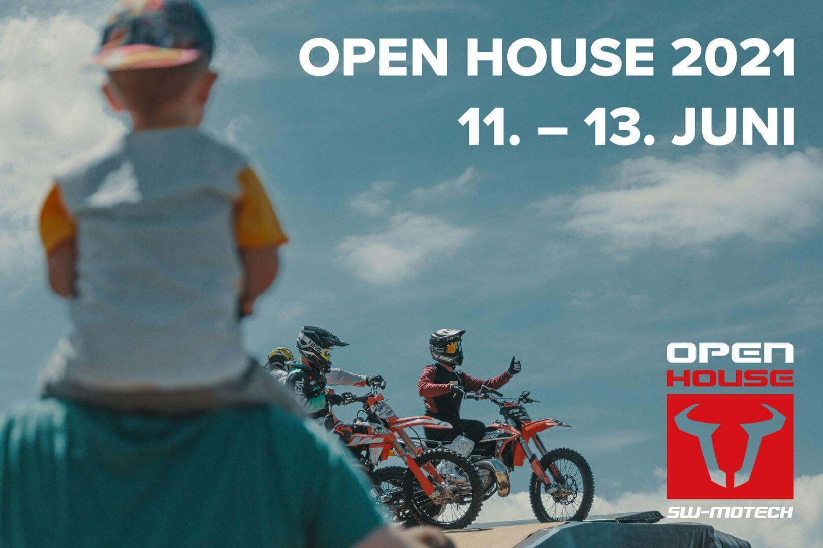 SW-Motech: Open House 2021