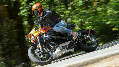 Ersteindruck: Harley-Davidson LiveWire