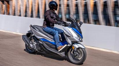 Honda Forza 125: Modellpflege für den Verkaufsschlager