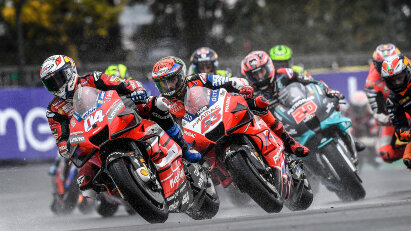 MotoGP Aragon 2020 - Zeitplan fürs Rennwochenende