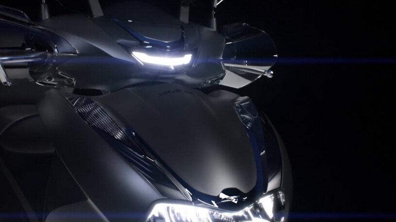 Honda SH350, Modelljahr 2021