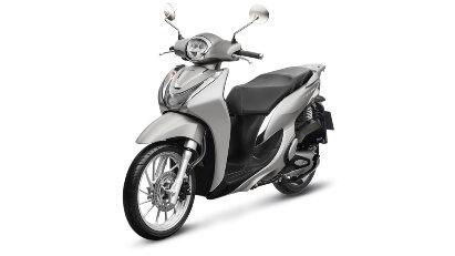 Honda SH Mode 125 - aufgehübscht ins Modelljahr 2021