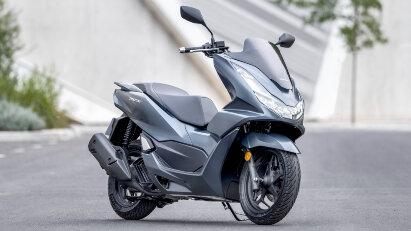 Honda PCX125 Modelljahr 2021