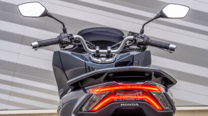 Honda PCX125 Modelljahr 2021, LED-Rücklicht