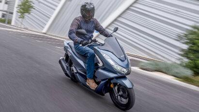 Honda PCX125 - Die stille Erfolgsgeschichte