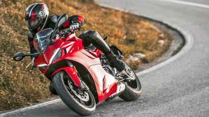Ducati Supersport 950: Euro-5-Sportler im Look der Panigale V4