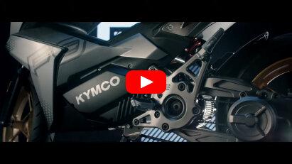 Kymco kündigt leistungsstarken Elektro-Scooter an