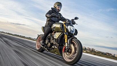 Ducati Diavel 1260 Lamborghini - streng limitiert