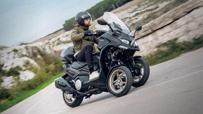Unkonventionell: Kymco präsentiert vier neue Modelle