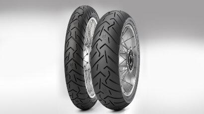 Pirelli-Reifen für die neue Ducati Multistrada V4